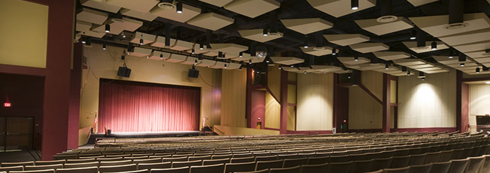 Church Soundproofing Acoustical Curtains